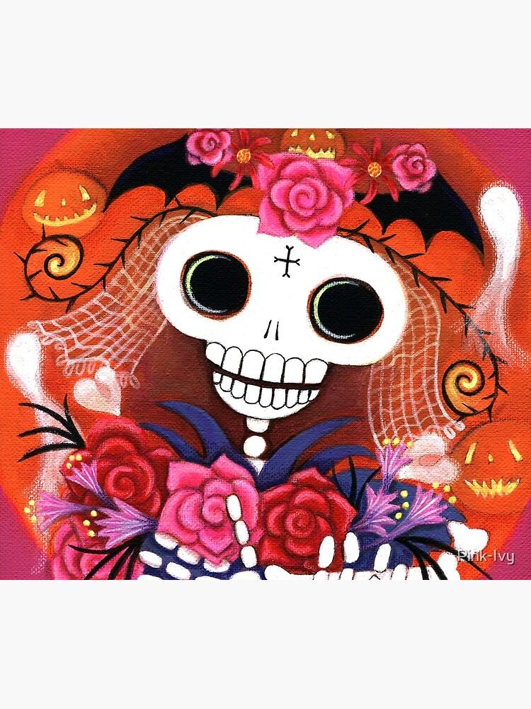Halloween Skelly Bride by Pink-Ivy