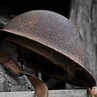 Battle helmet by CRPH