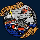 We'll Save Yours - Coast Guard 45 RB-M by AlwaysReadyCltv