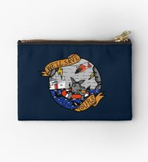 We'll Save Yours - Coast Guard 210 USCGC Zipper Pouch