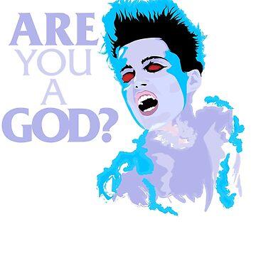 ¿Eres un Dios? de moseisly
