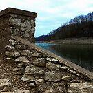 Ruins at Monte Ne 2 by Rick Baber