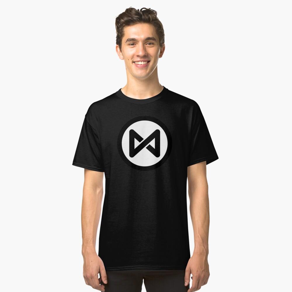"Moey Jedz ""M"" Logo Classic T-Shirt"