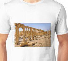 Palmyra More Collonades  Unisex T-Shirt