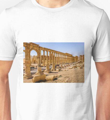Palmyra More Collonades  T-Shirt
