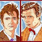 The Four Doctors by Bowthorpe