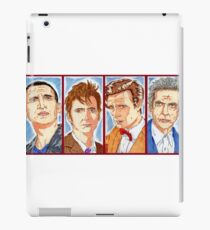 The Four Doctors iPad Case/Skin