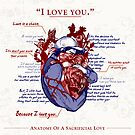 Anatomy of A Sacrificial Love by TheBitsyArtist