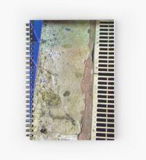 Cuaderno de espiral Artful Drain