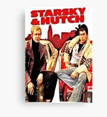 Starsky & Hutch Canvas Print