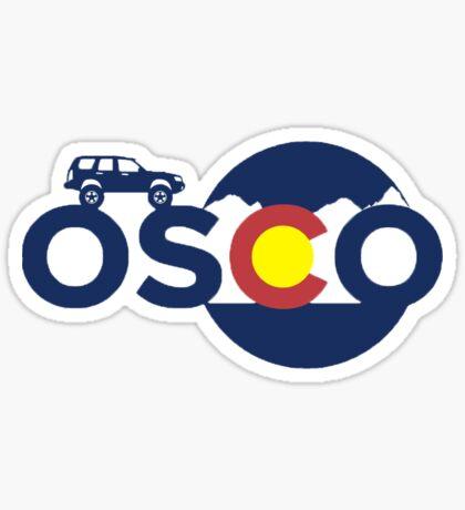 OSCO Forester Sticker Sticker