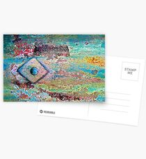 Diamonds and Rust Postcards