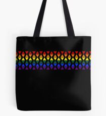 Band of Pride Triangles Tote Bag