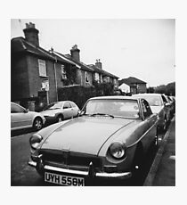 Guildford street Photographic Print