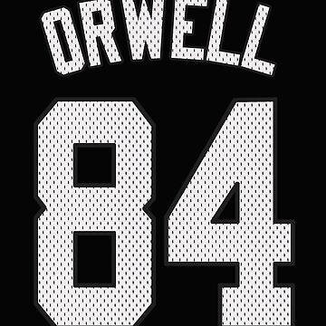 George Orwell - 1984 von cpinteractive
