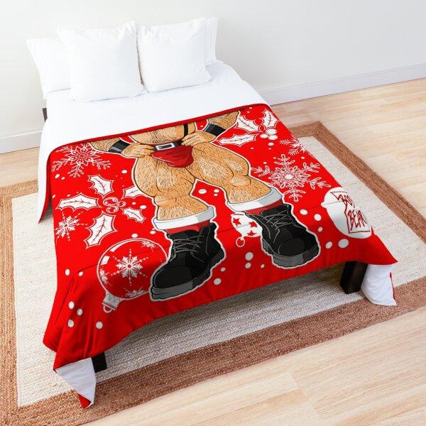 ADAM LIKES SANTA Comforter