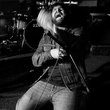 Lead singer Goatleaf by Trevor36