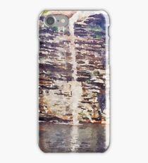 Late Summer Water Fall iPhone Case/Skin