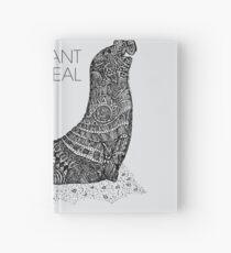 Elephant Seal Skizze Notizbuch