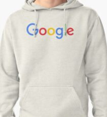 New Google Logo Pullover Hoodie