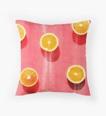 fruit 5 Throw Pillow