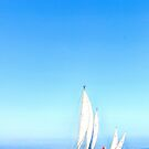 High Sky Sailing by linaji