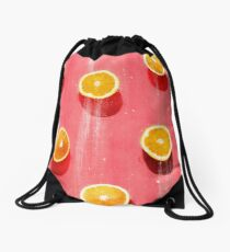 fruit 5 Drawstring Bag