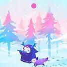 Winter spirit by freeminds