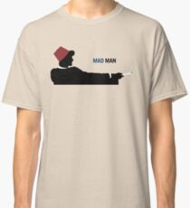 Mad Man (with a Box) Classic T-Shirt