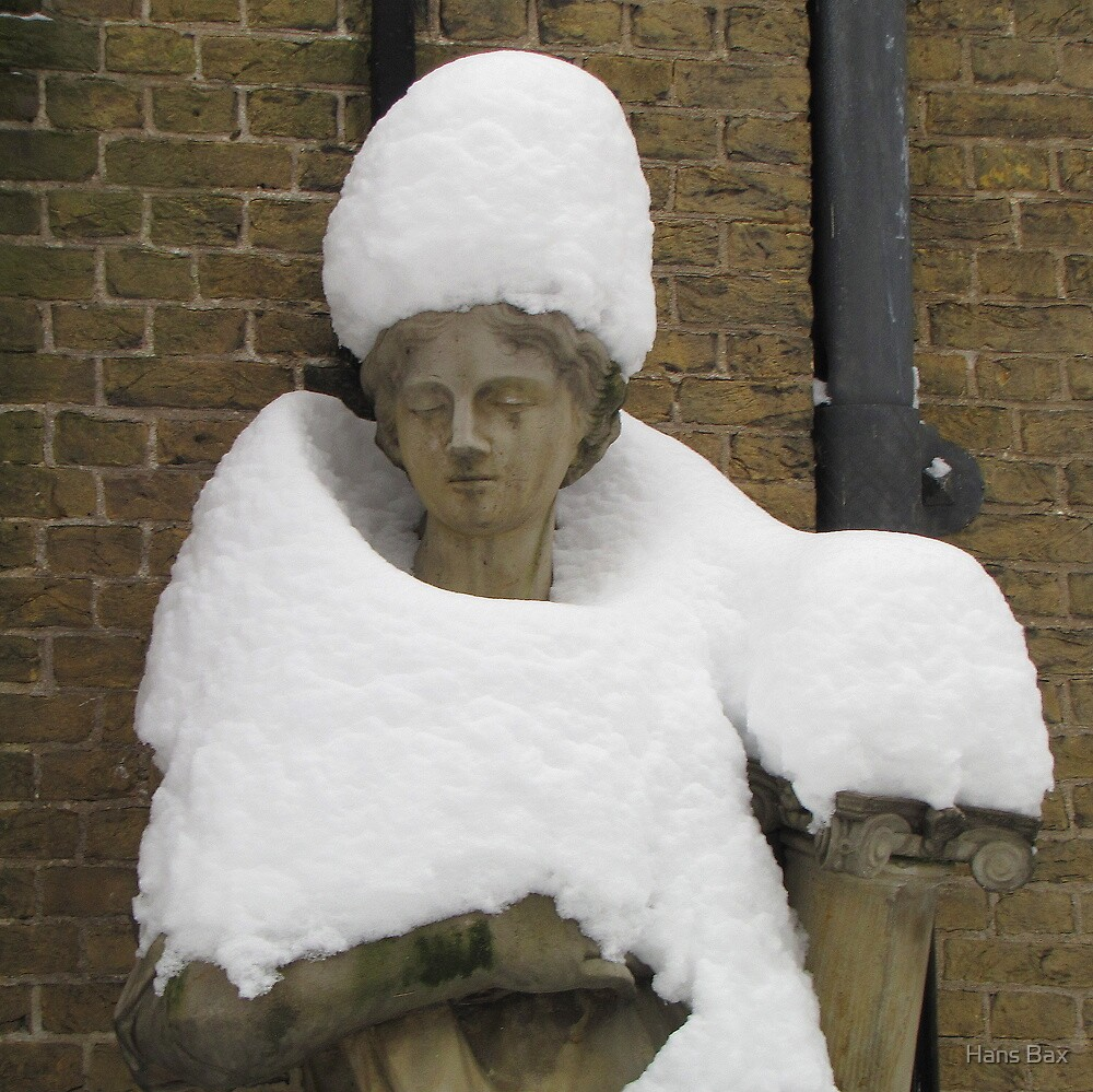 Snow Fashion by Hans Bax