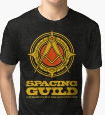 Dune SPACING GUILD Tri-blend T-Shirt