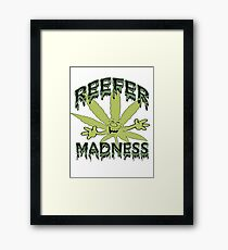 Reefer Madness Framed Print