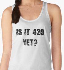 Funny Marijuana 4:20 Women's Tank Top
