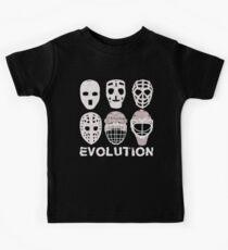 Hockey Goalie Mask Evolution Kids Clothes