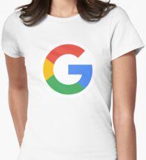 Google G Women's Fitted T-Shirt