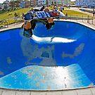 Big Air - Bondi Bowl by Mick Duck