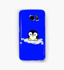 Penguin geek funny nerd Samsung Galaxy Case/Skin