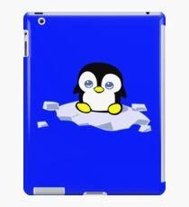 Penguin geek funny nerd iPad Case/Skin
