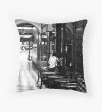 Sorry, but may I? Throw Pillow