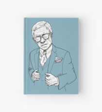 Martin Freeman Hardcover Journal