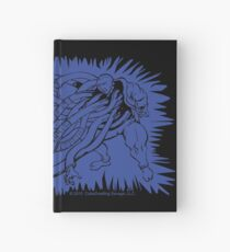 The Master with a Dozen Hands Hardcover Journal