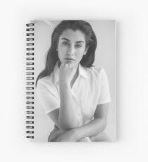Cuaderno de espiral Lauren Jauregui Quinta Armonía