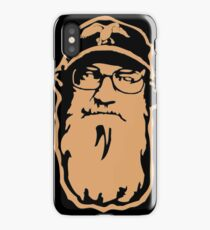 Duck Dynasty Uncle Si Robertson iPhone Case