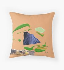 69 papers, sheet 1 Throw Pillow
