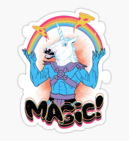 Magic! Sticker