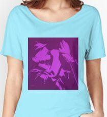 Leonardo Cohen Women's Relaxed Fit T-Shirt