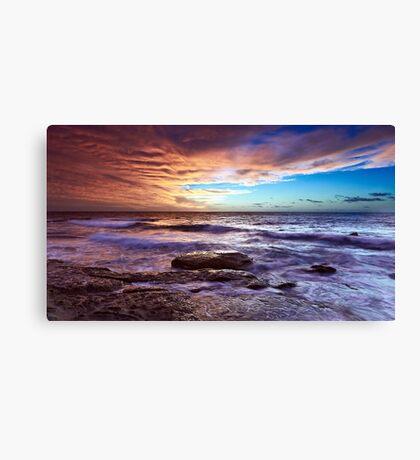 Colour of Dawn Canvas Print