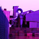 """Willy Wonka's Soft Serve Factory"" by waddleudo"