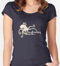 Starfucker Women's Fitted Scoop T-Shirt