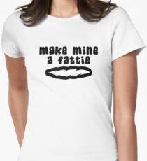 """""""Make Mine A Fattie"""" Weed T-Shirt"""